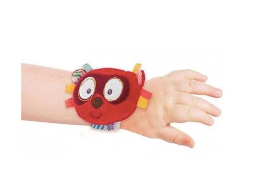 Georges hochet bracelet - Lilliputiens