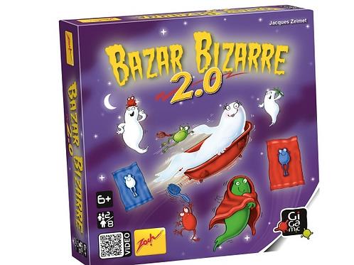 Jeu de cartes Bazar bizarre 2.0