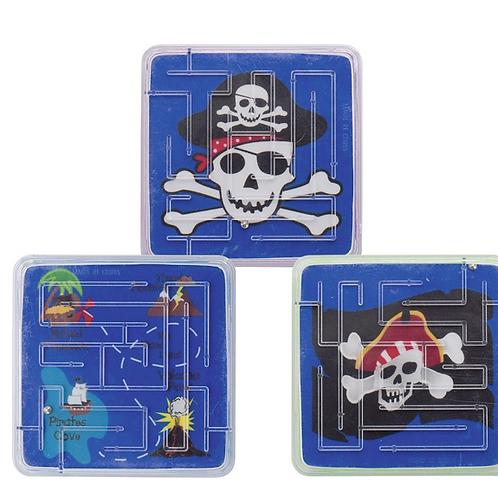Mini-jeux de patience pirate