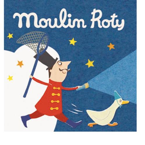 Boîte de 3 disques pour lampe à histoires Les Petites Merveilles Moulin Roty