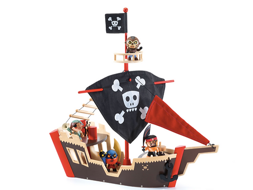Bateau pirate Arty toys Ze Pirat Boat