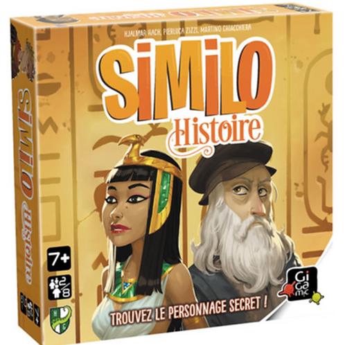 Similo Histoire - jeu Gigamic