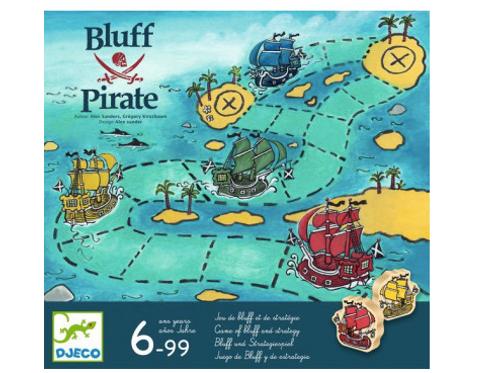 Djeco Bluff pirate