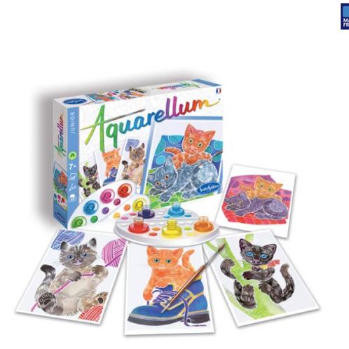 Aquarellum chatons - Sentosphère