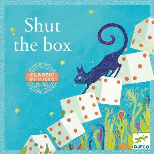 Shut the box - jeu Djeco