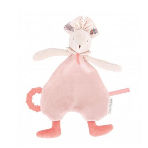Doudou souris Mimi il était une fois - Moulin Roty