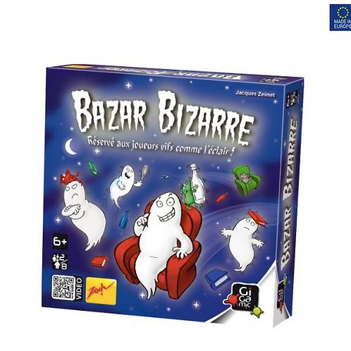 Jeu de cartes Bazar bizarre