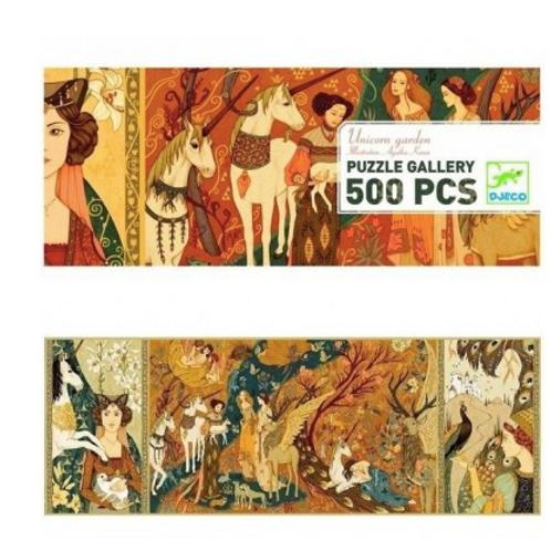 PUZZLE LICORNE 500 PCS