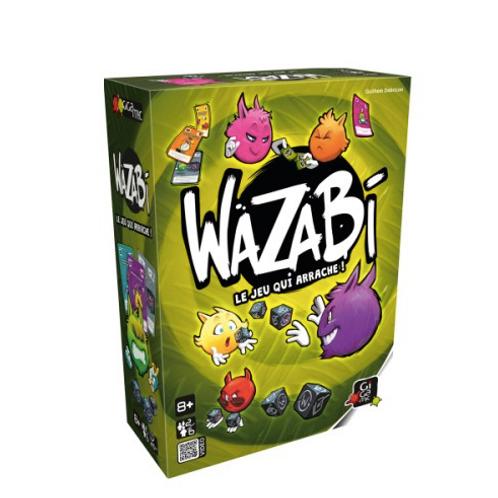 WASABI - jeu Gigamic