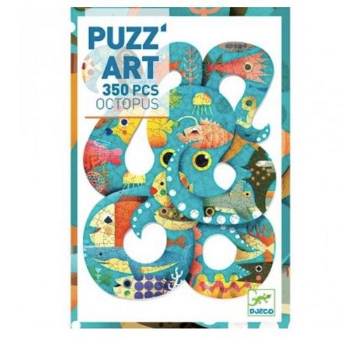 Djeco Octopus Puzz'art 350 pièces