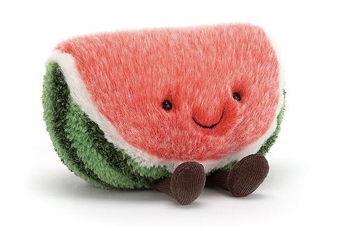 Jellycat Amuseable Pastèque Petite - 15cm