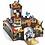 Thumbnail: Ze black Castel - Chateau Arty toys Djeco