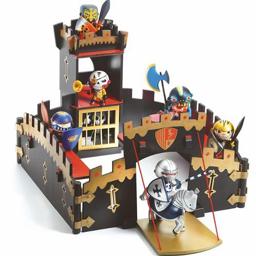 Ze black Castel - Chateau Arty toys Djeco