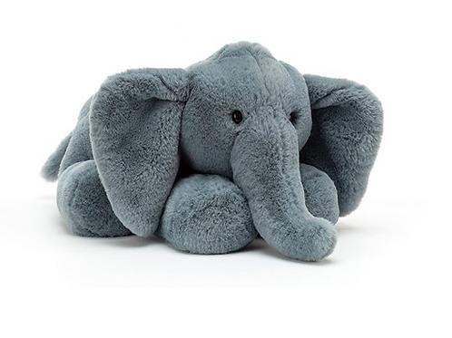 Jellycat Huggady Elephant - 22x12cm