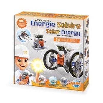 Atelier énergie solaire