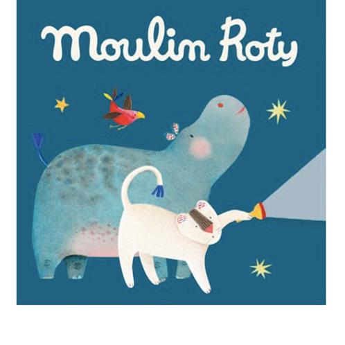 Boîte de 3 disques pour lampe à histoires Les Papoum Moulin Roty