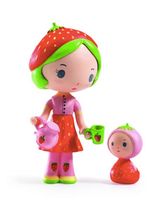 TINYLY Berry et lila