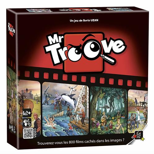 Mr troove - jeu Gigamic