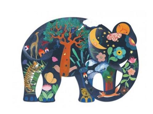 Elephant Puzz'art 150 pièces