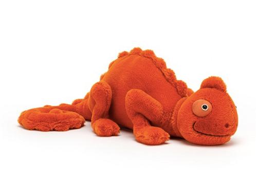 Jellycat Vividie Chameleon -