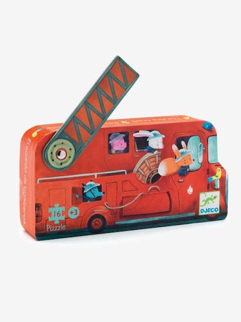 Puzzle pompier 16 pcs Djeco
