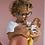 Thumbnail: Poupée Les Petits By Egmont Toys Jeanne 12M+