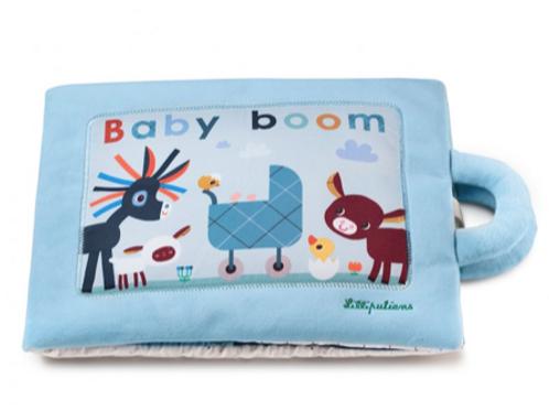 Baby boom - livre d'activités