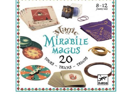 Mirabile magus 20 tours de magie