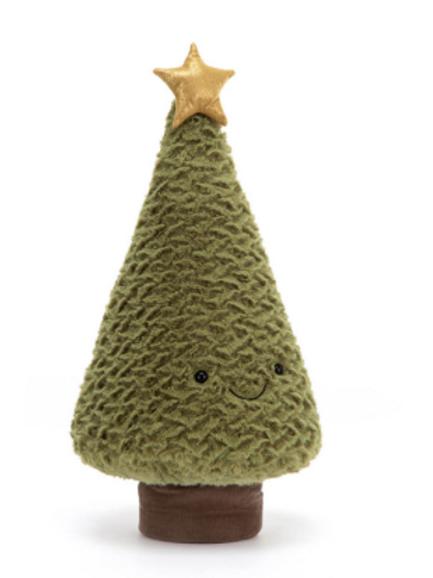Peluche sapin de Noel Amuseable - 29 cm