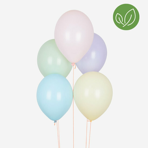 BALLONS TRIO - ALL PASTELS