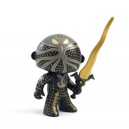 Octochic - Pirate Arty toys