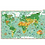 Thumbnail: Puzzle d'observation Tour du monde 200 pièces -