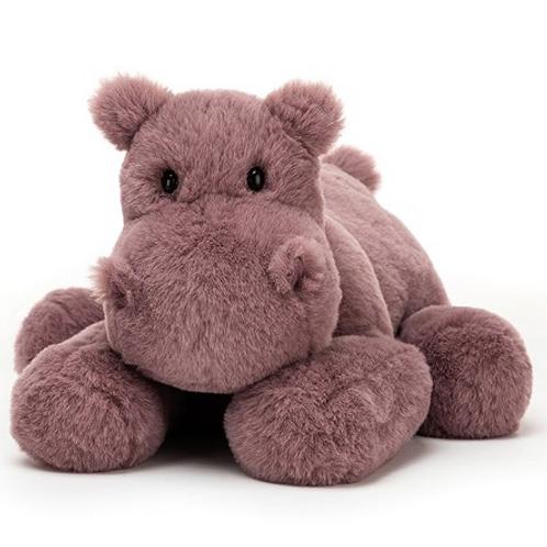 Jellycat Huggady Grand Hippo - 22cm