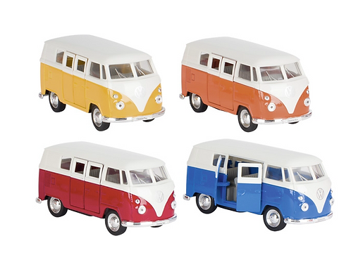 Microbus Volkswagen  à rétrofriction.