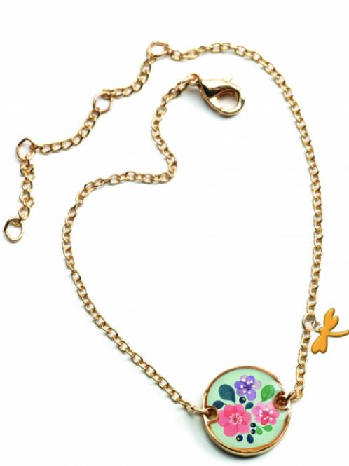 bracelet fleurs - Djeco