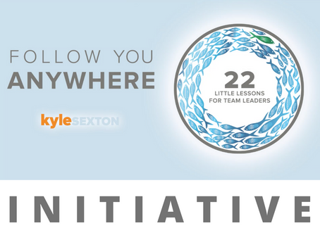 Follow You Anywhere | Initiative