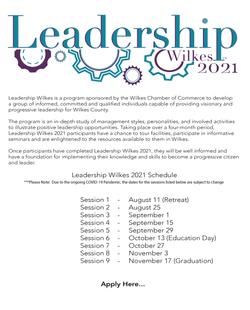 2021 Leaderwhip Wilkes Invite