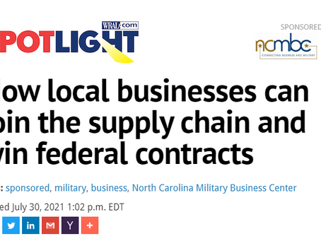 How Local Businesses Can Join the Supply Chain and win Federal Contracts