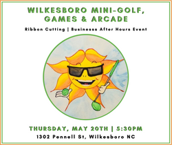 Wilkesboro Mini-Golf, Games & Arcade