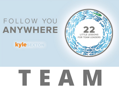 Follow You Anywhere | Team