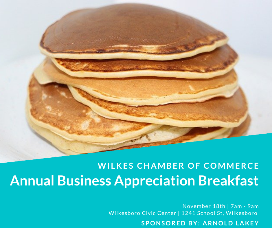 Business Appreciation Breakfast
