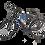 Thumbnail: Trekking SUV Diamant(Größe M) - Bike Nr.010