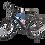 Thumbnail: Trekking SUV Diamant(Größe M) - Bike Nr.012