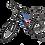 Thumbnail: Trekking SUV Diamant(Größe L) - Bike Nr.006