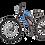 Thumbnail: E-One 2 (Größe S)   - Bike Nr. 015