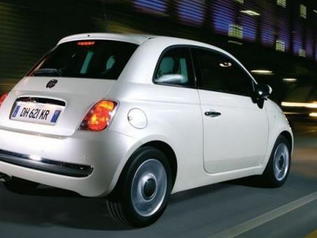 N°144- Les plus vendues en France en 2020: Fiat 500 ferme la marche (1.1%) du TOP 20.