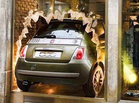 N° 9 Fiat 500 by Diesel (2010-2011)
