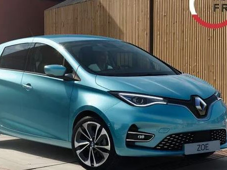 N°83 Renault : En tête des ventes des véhicules électriques