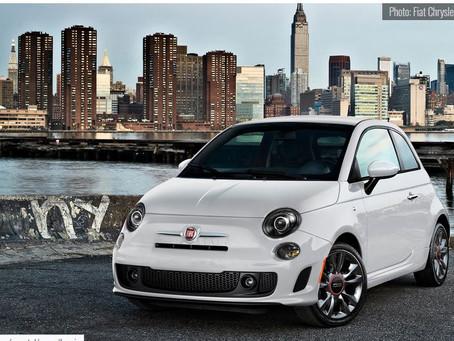 N° 126 Fiat abandonne la 500 en Amérique du Nord en 2020