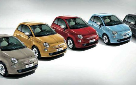 Fiat 500 Color Therapy : 400 exemplaires (06/2012-07/2014) et (09/2014-07/2015)